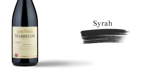 New Syrah Wine from Markham Vineyards